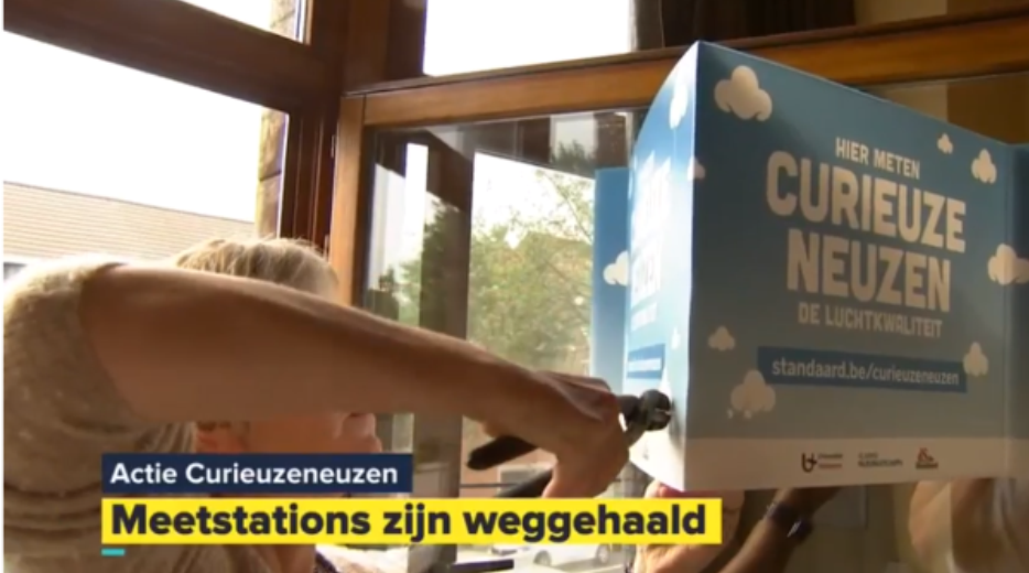 CurieuzeNeuzen Vlaanderen… een samenwerking die blijft hangen!