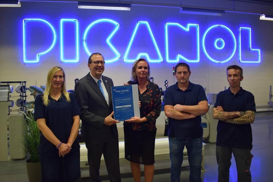 Het is officieel! Picanol Group is ambassadeur 2018 van de maatwerkbedrijven