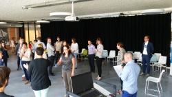 Let the game begin! Groep Maatwerk in actie op de provinciale trefdagen
