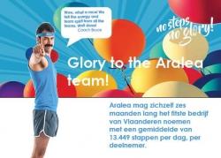 Maatwerkbedrijf Aralea is het fitste bedrijf van Vlaanderen