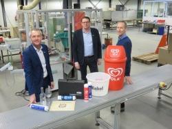 Maatwerkbedrijf Bewel investeert bijna 1 miljoen euro in zeefdrukafdeling