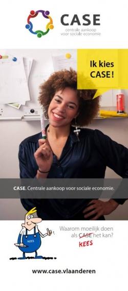 CASE,  de aankoopassistent voor maatwerkbedrijven
