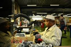 Tytgat Chocolat in't echt: plofkoffers ontmantelen