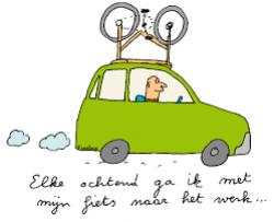 Maatwerkbedrijf Waak toont de weg naar duurzaam woon-werkverkeer