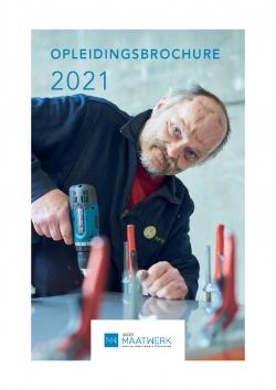 De Groep Maatwerk vormingsbrochure 2021 is beschikbaar!