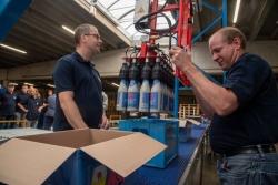 Automatisering bij afdeling van maatwerkbedrijf Ryhove bij Brouwerij Huyghe