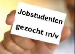 Jobstudenten gezocht!