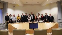 Vlaamse parlementsleden ontdekken meerwaarde van de maatwerkbedrijven