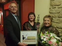 Kinderboerderij Mikerf wint award voor beste personeelsteam