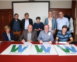 V4V is geboren: 't Veer en Veerkracht 4 slaan de handen in elkaar