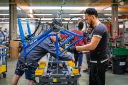 Deze week in Z-Maatwerk: de gespecialiseerde fietsafdeling van maatwerkbedrijf Vlotter