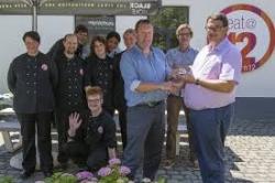 Aarova Voka Ambassadeur Vlaamse Ardennen 2015