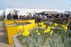 Maatwerkbedrijf OptimaT opent volkstuintjespark