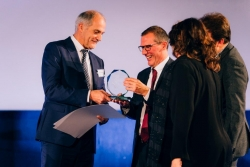 Wase Werkplaats wint de Supply Chain Award - Prize of the Audience 2018