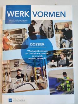De nieuwe WerkVormen: volledig gewijd aan circulaire economie!