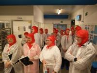Bezoek Vlaamse parlementsleden aan enclave van maatwerkbedrijf TWI