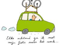 Duurzaam woon werk verkeer
