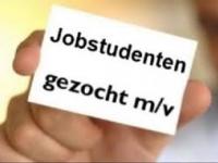 Jobstudent gezocht