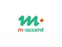 M accent