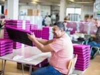 Maatwerkbedrijf Werkhuizen MIN wordt 60 jaar