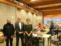 Maatwerkbedrijf Lidwina en TrashDesign ontwerpen een unieke collectie