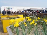 Maatwerkbedrijf OptimaT opent volkstuintjespark (fotocredits HLN)