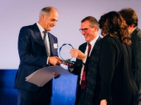 Maatwerkbedrijf Wase werkplaats wint prize of the audience 2018 supply chain award