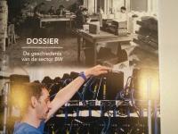 50 jaar geschiedenis van de maatwerkbedrijven in beeld